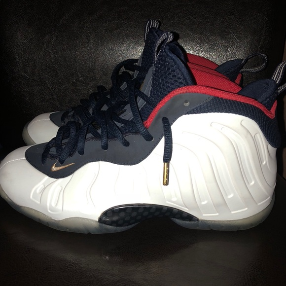 size 40 183b7 7bf32 Nike Air Foamposite One Olympic
